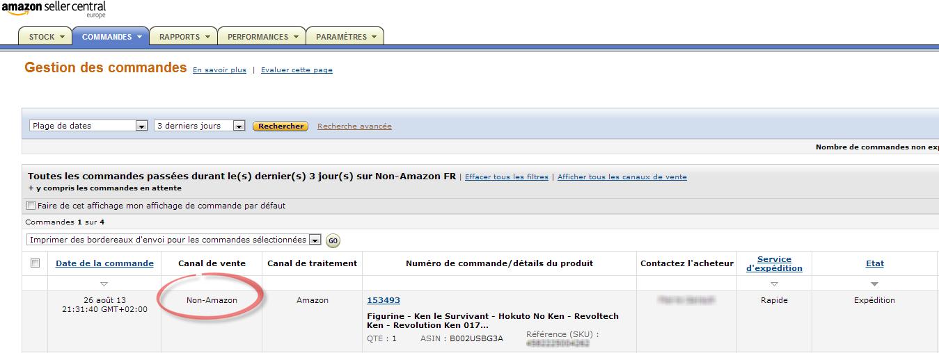 Amazon marketplace 3 9 pour prestashop et fonctionnalit s fba for Suivre un courrier suivi